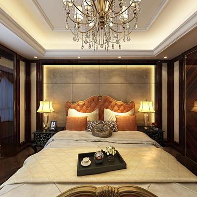 酒店古典客房