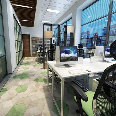 现代办公室 05